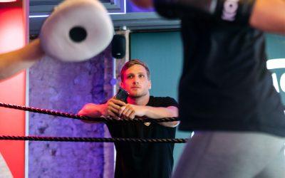 L'entraînement en Boxe